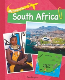 My Holiday In: South Africa, Paperback Book