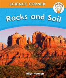 Popcorn: Science Corner: Rocks and Soil, Paperback Book