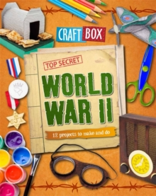 Craft Box: World War II, Paperback Book