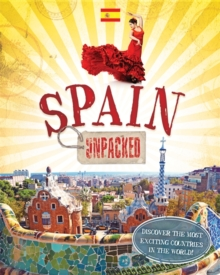 My Holiday In: Spain, Paperback Book