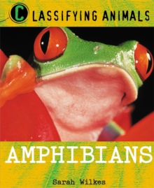 Classifying Animals: Amphibians, Paperback Book