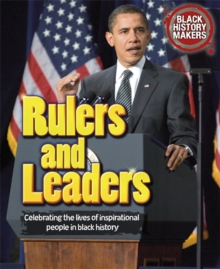 Black History Makers: Rulers and Leaders, Paperback Book