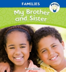 Popcorn: Families: My Brother and Sister, Paperback Book