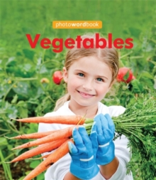 Photo Word Book: Vegetables, Paperback Book
