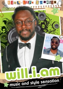 Real-life Stories: will.i.am, Paperback / softback Book
