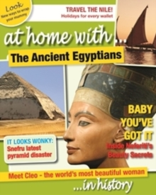 At Home With: The Ancient Egyptians, Paperback / softback Book