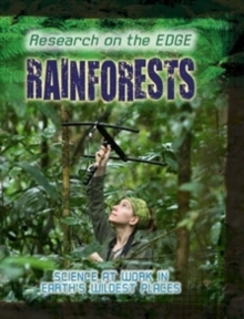 Research on the Edge: Rainforests, Paperback / softback Book