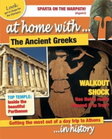 At Home With: The Ancient Greeks, Paperback / softback Book