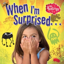 My Feelings: When I'm Surprised, Paperback Book
