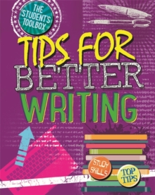 The Student's Toolbox: Tips for Better Writing, Paperback Book