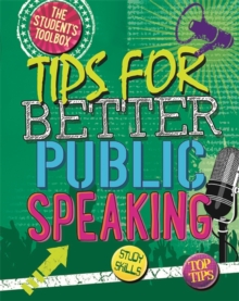 The Student's Toolbox: Tips for Better Public Speaking, Paperback Book