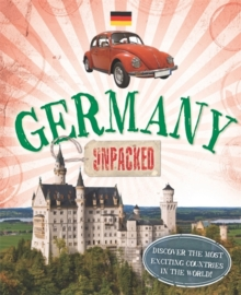 Unpacked: Germany, Hardback Book