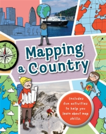 Mapping: My Country, Paperback Book