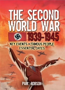 All About: The Second World War 1939-45, Paperback Book
