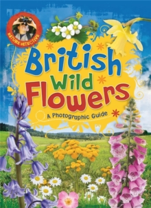 Nature Detective: British Wild Flowers, Paperback / softback Book