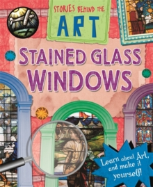 Stories In Art: Stained Glass Windows, Paperback Book