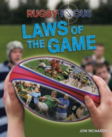 Rugby Focus: Laws of the Game, Paperback / softback Book