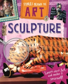 Stories In Art: Sculpture, Paperback Book