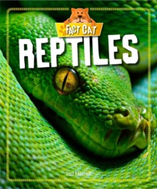 Fact Cat: Animals: Reptiles, Hardback Book