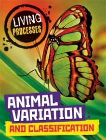 Living Processes: Animal Variation and Classification, Paperback Book