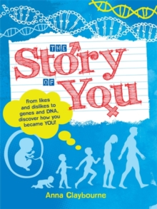 The Story of You, Hardback Book