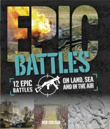 Epic!: Battles, Paperback Book
