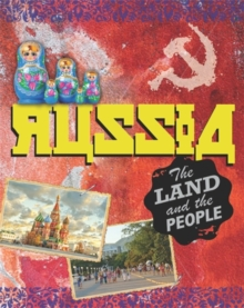 The Land and the People: Russia, Hardback Book