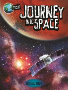 Planet Earth: Journey into Space, Hardback Book