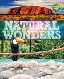 Worldwide Wonders: Natural Wonders, Hardback Book