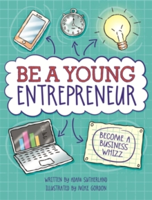 Be A Young Entrepreneur, Paperback / softback Book