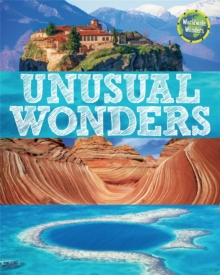 Worldwide Wonders: Unusual Wonders, Hardback Book