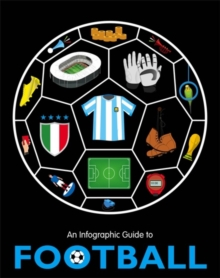 An Infographic Guide to Football, Hardback Book