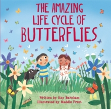 Look and Wonder: The Amazing Life Cycle of Butterflies, Hardback Book