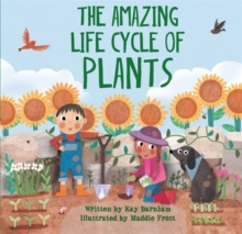 Look and Wonder: The Amazing Plant Life Cycle Story, Hardback Book