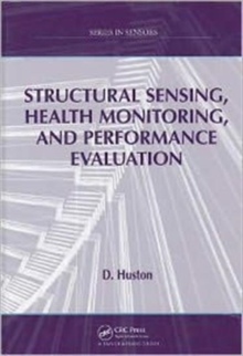 Structural Sensing, Health Monitoring, and Performance Evaluation, Hardback Book