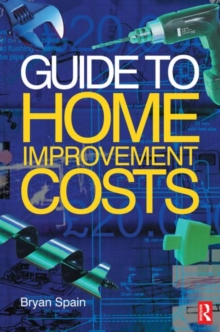 Guide to Home Improvement Costs, Paperback / softback Book