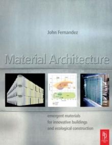 Material Architecture, Paperback Book