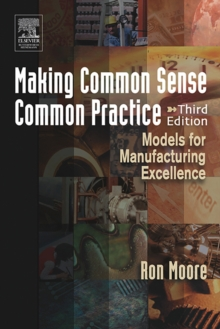Making Common Sense Common Practice, Paperback Book
