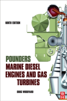 Pounder's Marine Diesel Engines and Gas Turbines, Hardback Book