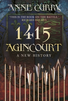 1415 Agincourt : A New History, Paperback / softback Book