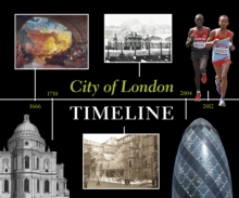 City of London Timeline, Hardback Book