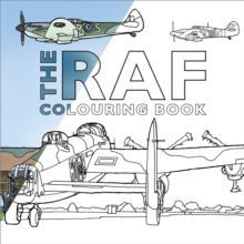 The RAF Colouring Book, Paperback / softback Book