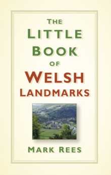 The Little Book of Welsh Landmarks, Hardback Book