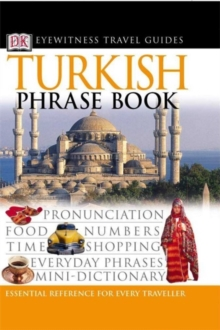 Turkish Phrase Book, Paperback Book