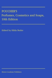 Poucher's Perfumes, Cosmetics and Soaps, Hardback Book