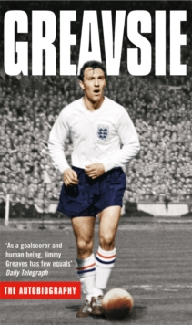 Greavsie : The Autobiography, Paperback Book