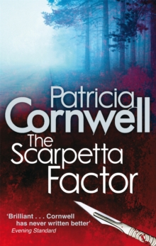 The Scarpetta Factor, Paperback Book