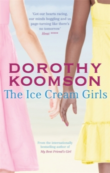 The Ice Cream Girls, Paperback Book