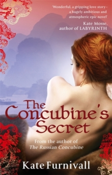 The Concubine's Secret, Paperback Book