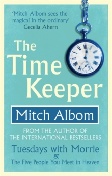 The Time Keeper, Paperback Book